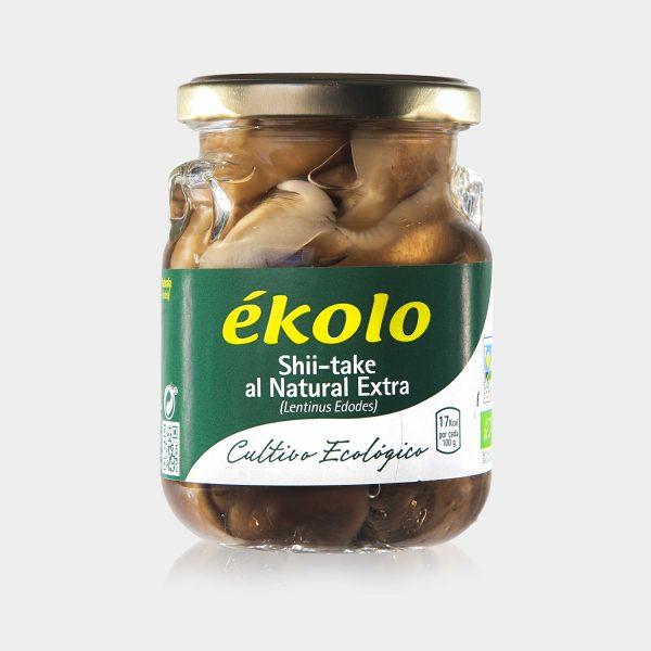 shiitake, shiitake ecológico, hongos, setas, setas chinas, setas ecológicas, ecológico, conservas, conservas iturri, ékolo, iturri, navarra