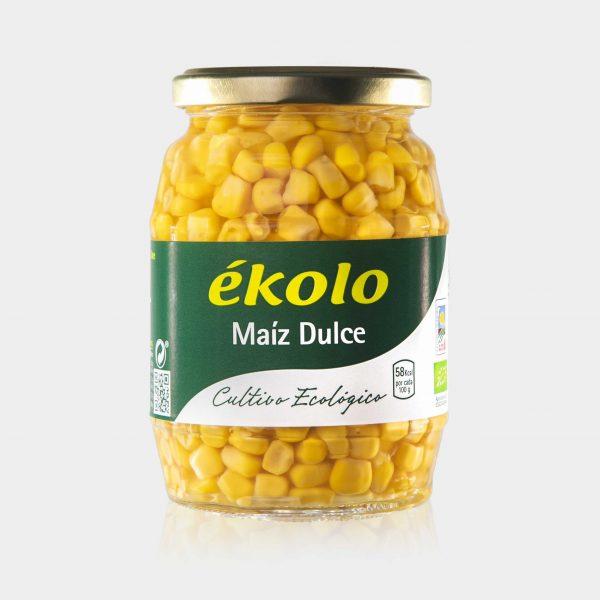 maíz, maíz dulce, maíz dulce ecológico, maíz ecológico,, conservas, conservas iturri, ecológico, ékolo, iturri, navarra